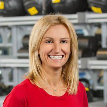 Ewa Radzikowska personal trainer